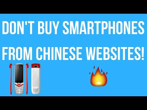 Don't Buy Chinese Smartphones from Chinese websites! Explained [Hindi]