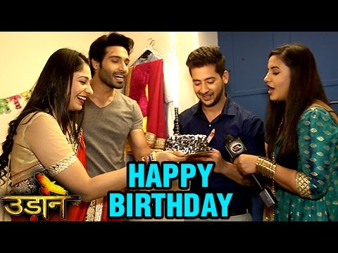 Paras Arora Aka Vivaan BIRTHDAY Celebration With Chakor, Suraj   Imli   Udaan