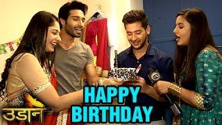 Paras Arora aka Vivaan BIRTHDAY Celebration With Chakor, Suraj & Imli   Udaan