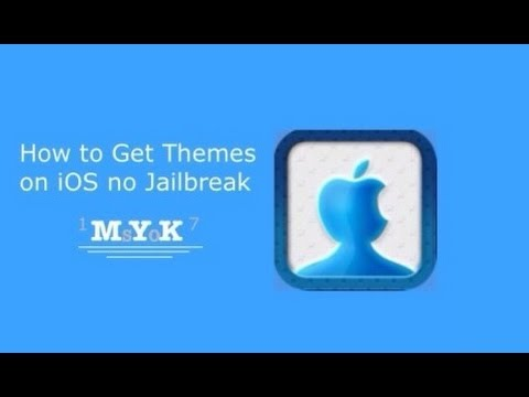 How to Get Themes on iOS no Jailbreak