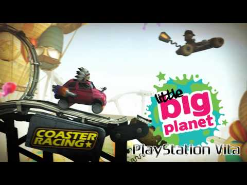 LittleBigPlanet Vita OST - Bust-Out Brigade