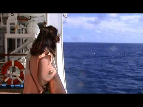 Cruise Ship - Sea Conditions & Movement