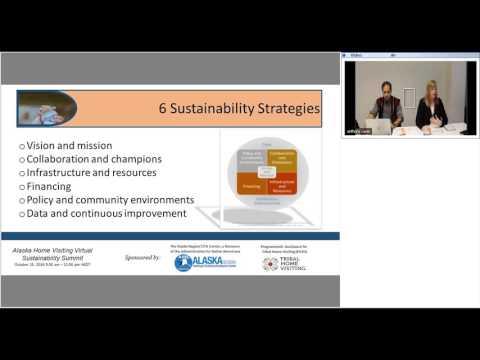 Alaska Home Visiting Virtual Sustainability Summit