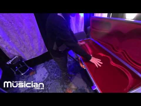 NAMM 2016: GIBSON GUITAR GIG BAGS & CASES