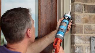 Lower Your Energy Bills by Weatherizing Your Home | How to Seal Windows and Doors