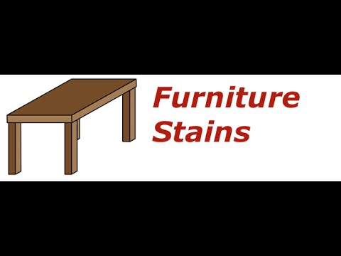 How To Remove Furniture Stains From Carpet
