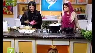 Curry Pakoron Wali by Chef Samina   Zaiqa
