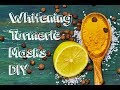 How to Lighten Skin with Turmeric Masks - 2 DIY Recipes