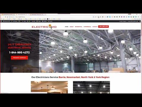 Beaver Builder Website Stripdown #04 - Colin Cartwright from electricalwebsolutions.com