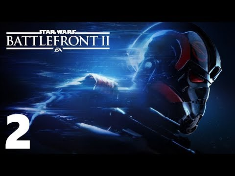 Star Wars Battlefront 2 Campaign Walkthrough Ep 2 (No Commentary) 1080p HD