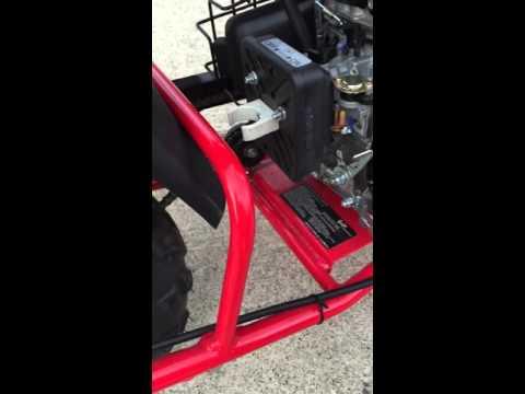 Baja viper 97cc carb idle adjustments