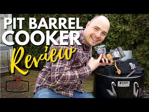 Pit Barrel Cooker Review - Best Barrel Smoker & Accessories
