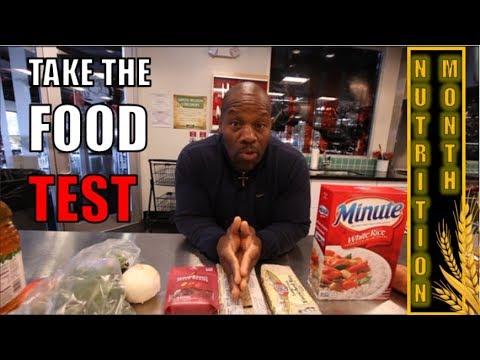 Best Foods for Lean Muscle Building *** Macronutrients LESSON #1 ***  Bodybuilding Diet (Carbs)