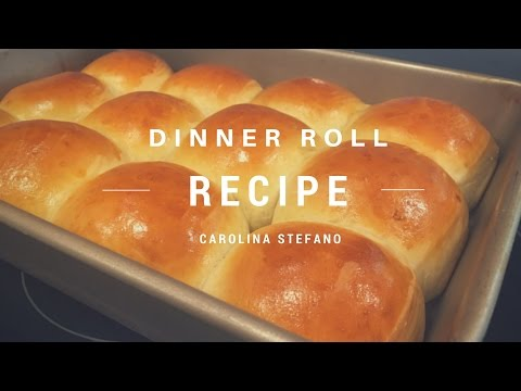 Dinner Roll - Better than store bought