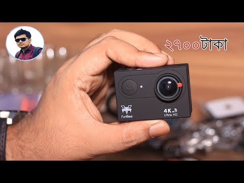 Best budget H9R  Action Camera 4K Ultra HD Unboxing and A to Z Review
