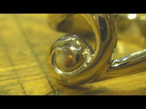Make Your Own Wedding Rings (plus golden spiral lesson)