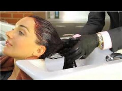 Hair Color : How to Remove Hair Color Stain