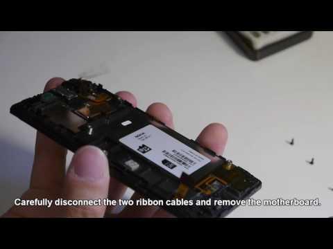 Nokia Lumia 521 3.5mm Headphone Jack Repair