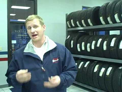 Gateway Tire Local Expert Video- How To Measure Tire Tread Depth Using a Penny