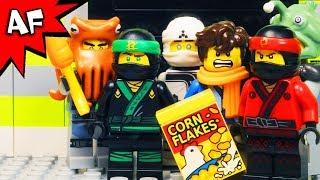 Lego Ninjago School: Garmadon Attacks Part 1