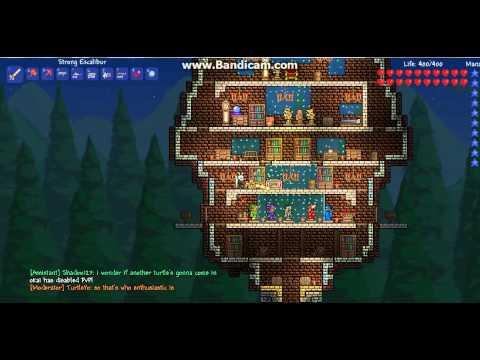 Terraria Tutorials: How To Make An Excalibur