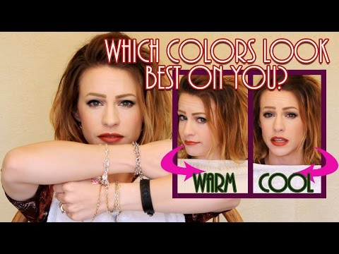 Fashion: Are you Cool Toned or Warm Toned?