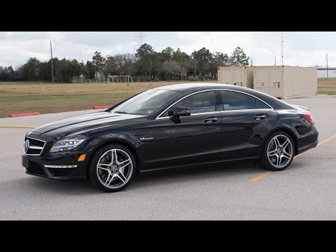 2014 Mercedes-Benz CLS63 AMG – Review in Detail, Start up, Exhaust Sound, and Test Drive