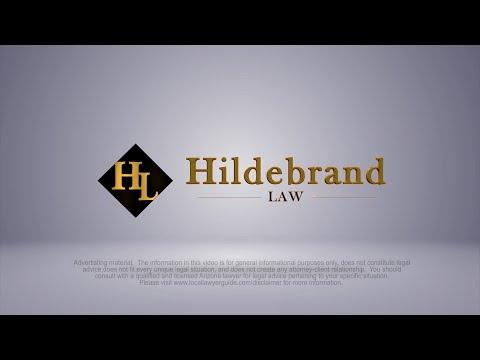 Hildebrand Law, PC Advertisement