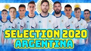 Argentina New Squad 2020 | Argentina National Team | Argentina Copa America 2020