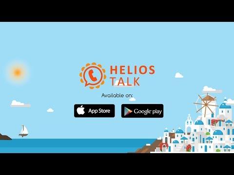 Helios Talk App