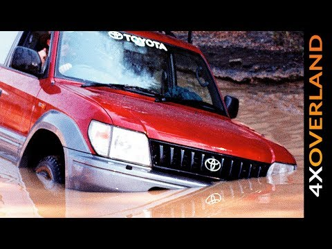 WHY I DRIVE A TOYOTA 4WD | StoryTIME with Andrew St Pierre White