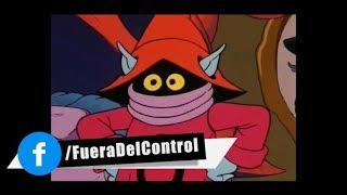 Fuera Del Control.- He-Man Y Los Amos del Universo