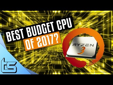 Ryzen 3: Is It The Budget Beast CPU of 2017?