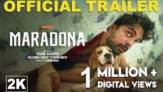 Maradona - Official Trailer | Tovino Thomas, Sharanya | Vishnu Narayan | Sushin Shyam