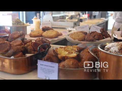 Dominique Ansel Kitchen a Cafe and Bakery in New York Dessert and Pastry
