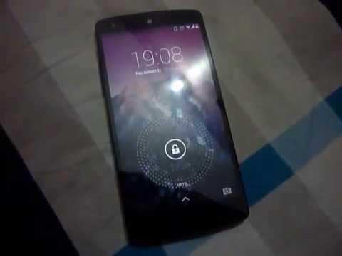 Nexus 5 lock screen loop