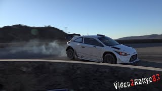 Test Monte Carlo 2018 - Dani Sordo - Hyundai I20 WRC By PapaJulien