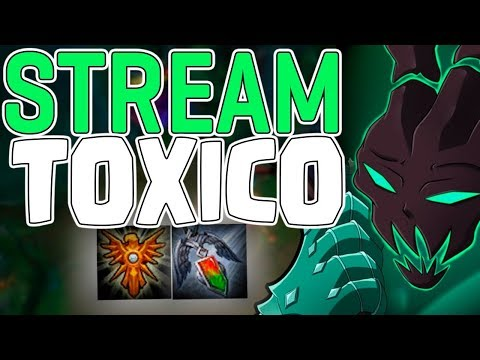 Lo mejor de  League of legends con Dama G, Alkapone, Toxitina y Bean3r