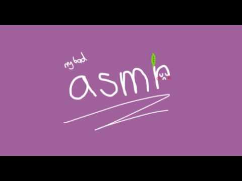 really bad asmr