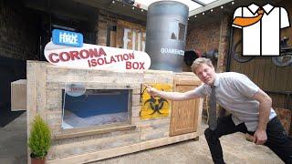 Corona Virus Isolation Box