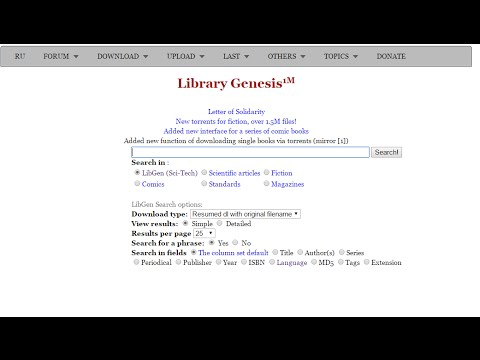 DOWNLOAD Paid Books & Research Papers for FREE using Library Genesis