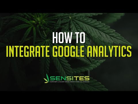 How to Integrate Google Analytics Tracking with Your Dispensary Website Theme - Sensites