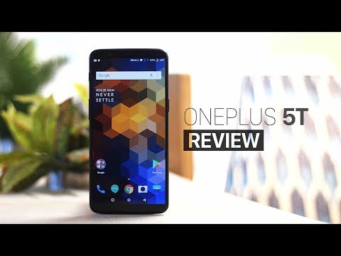 OnePlus 5T Review From a OnePlus 5 User