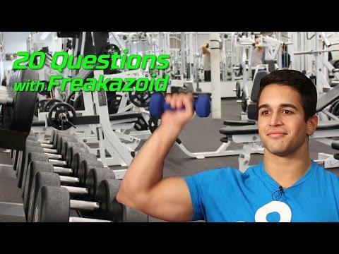 C9 Freakazoid 20 Questions