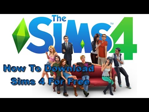 How to download The Sims 4 For free full version (NO TORRENTS) 2017