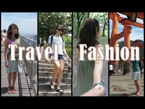 Perfect Summer Fashion for Traveling (pack light & look cute)
