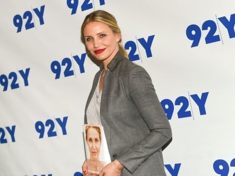 Cameron Diaz: Growing Old Gracefully