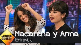 Macarena García cuenta cómo nació 'La Llamada' - El Hormiguero 3.0