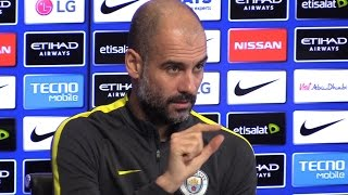 Pep Guardiola Full Pre-Match Press Conference - Manchester City v Tottenham