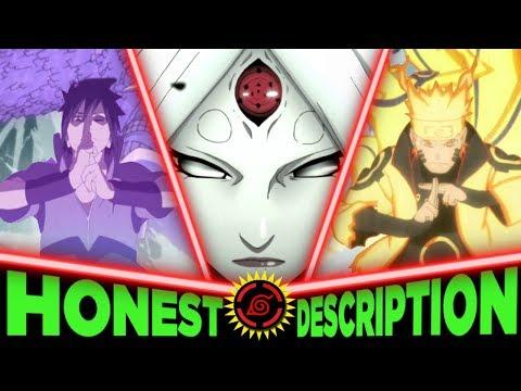 The Ending Climax of Naruto Shippuden - Honest Anime Descriptions